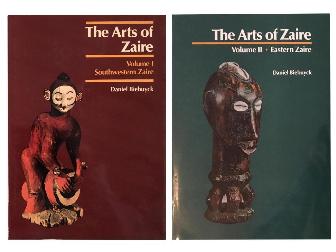 The Arts of Zaire Volume 1 & 2