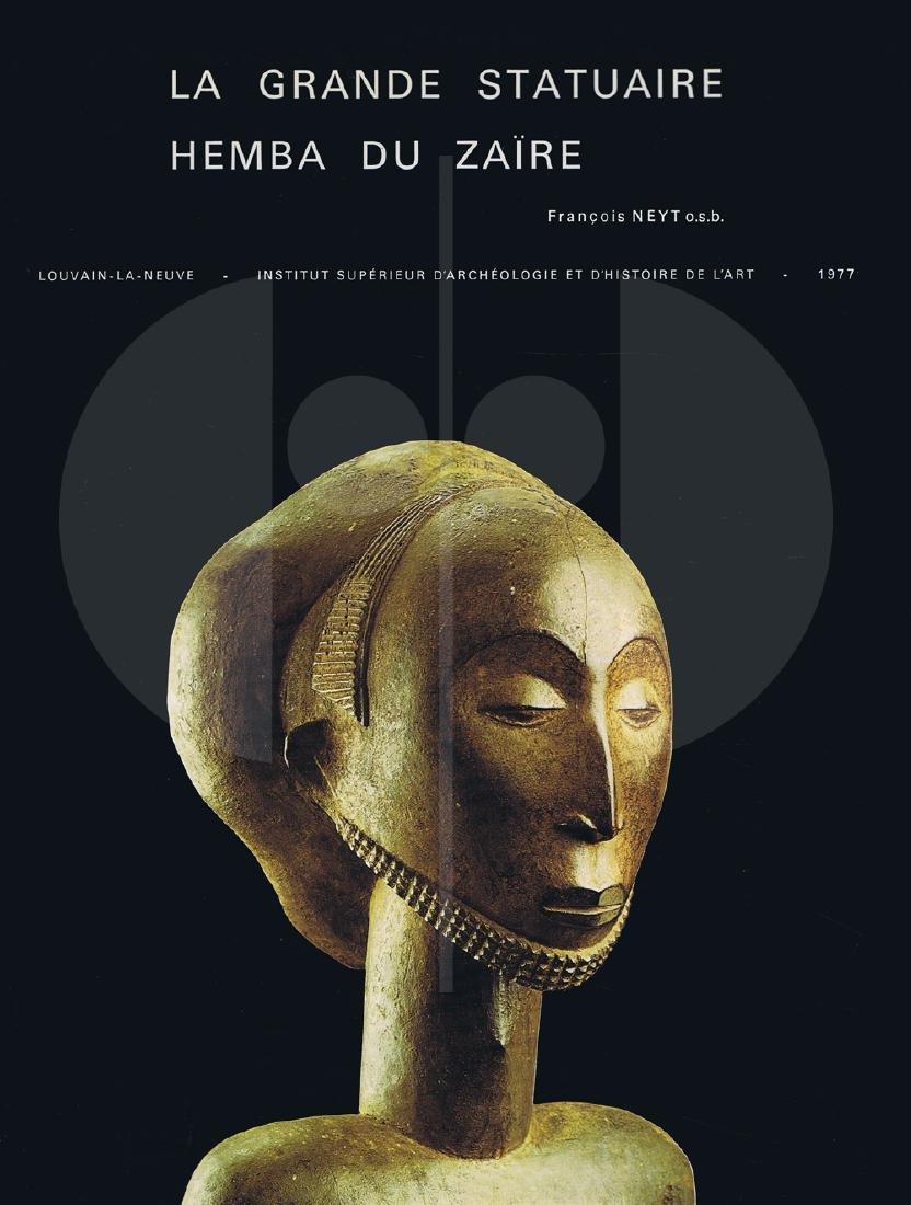 La grande statuaire Hemba du Zaire