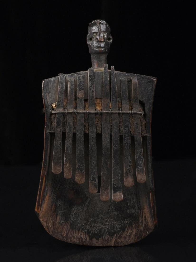 Instrument, Sansa