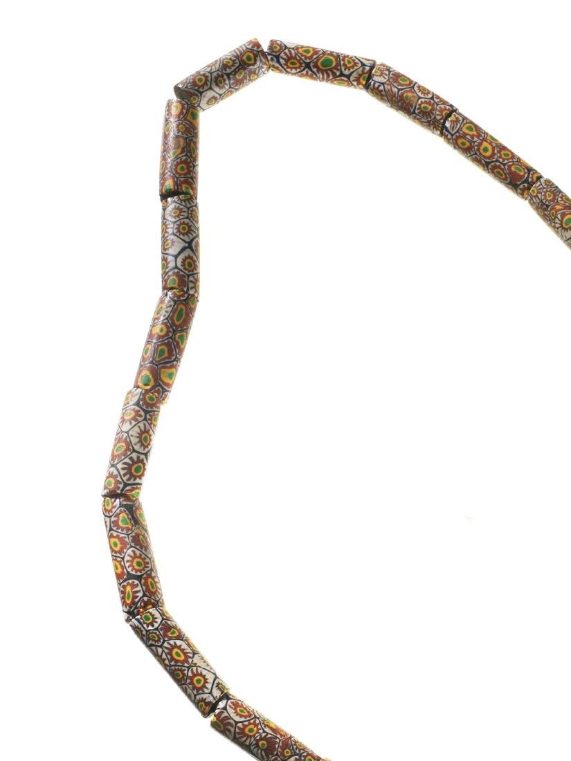 Millefiori-Collier - 2