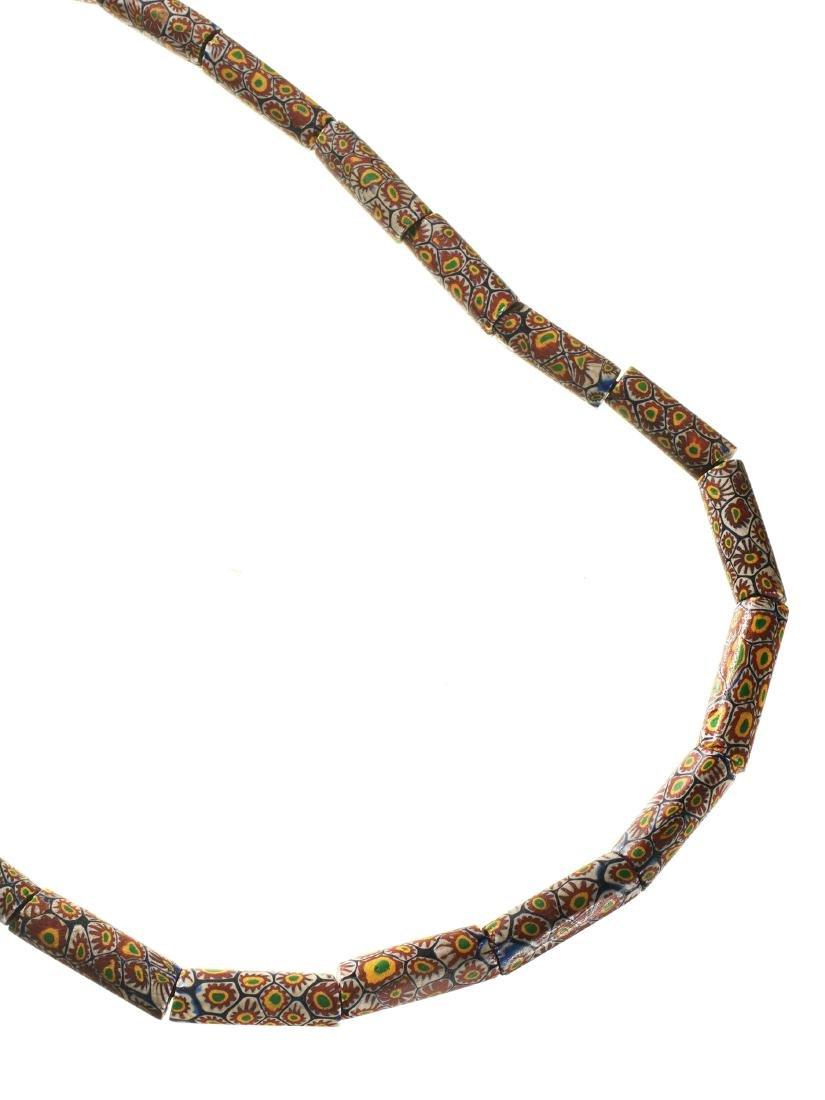 Millefiori-Collier - 3