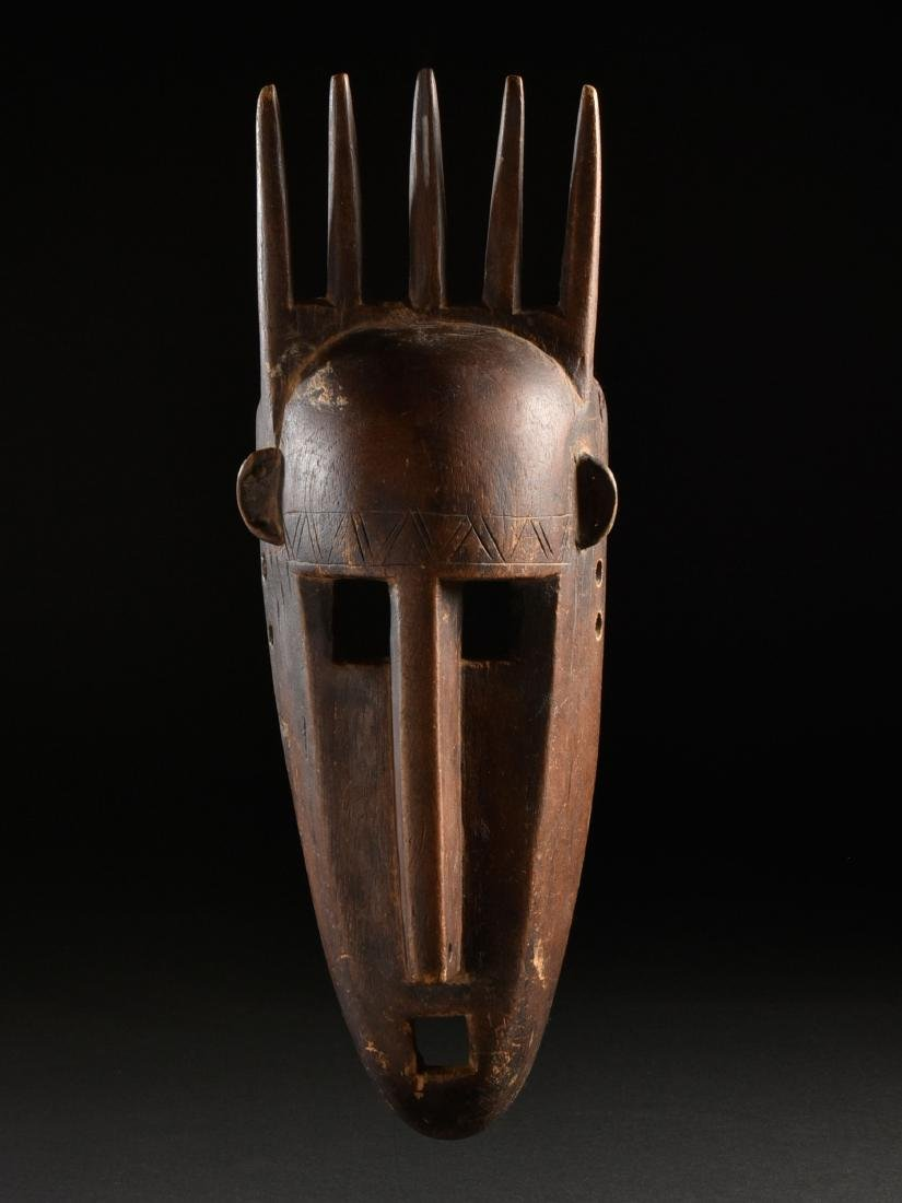 Maske, Kunstgewerbe - 2