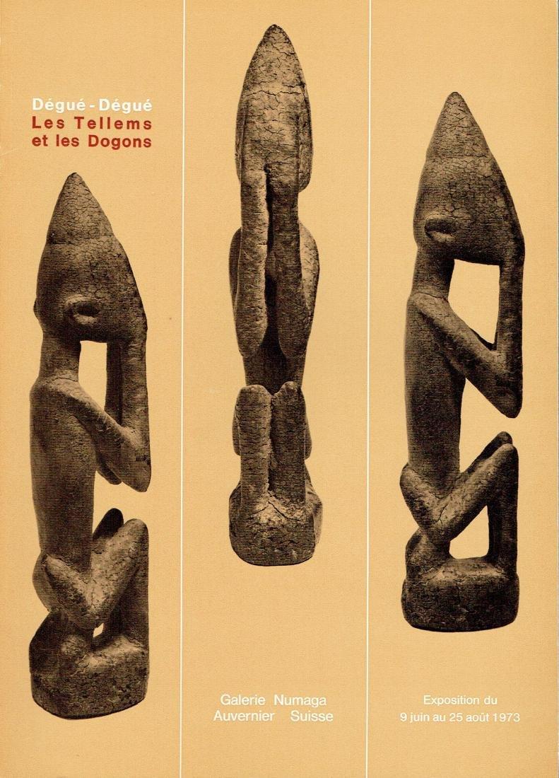 Les Tellems et les Dogons (Mali)
