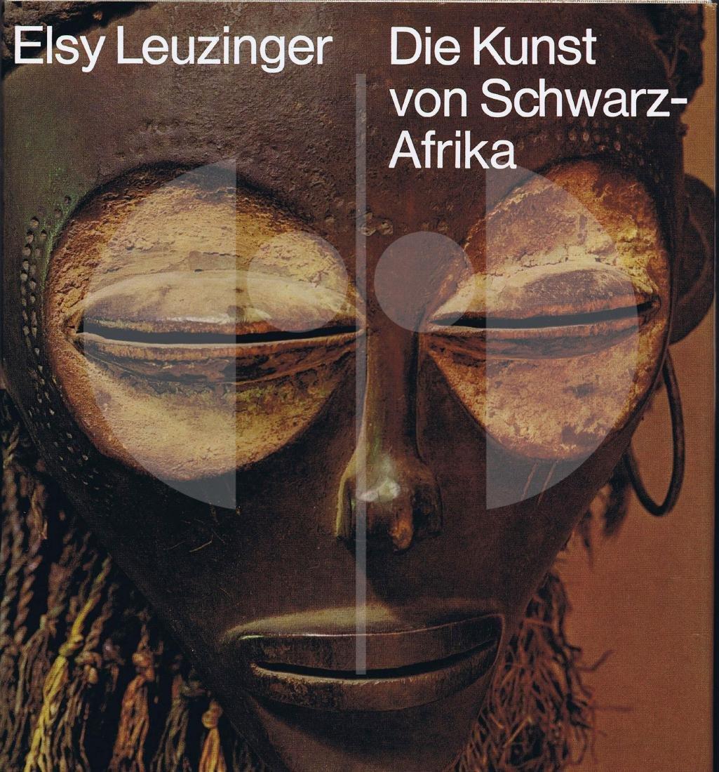 Die Kunst von Schwarz Afrika