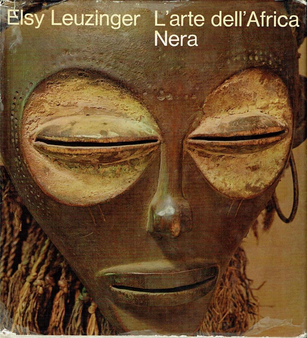 L'arte dell'Africa Nera