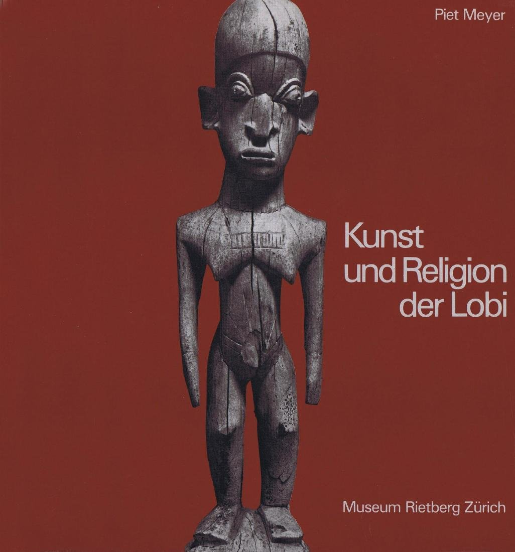 Kunst und Religion der Lobi