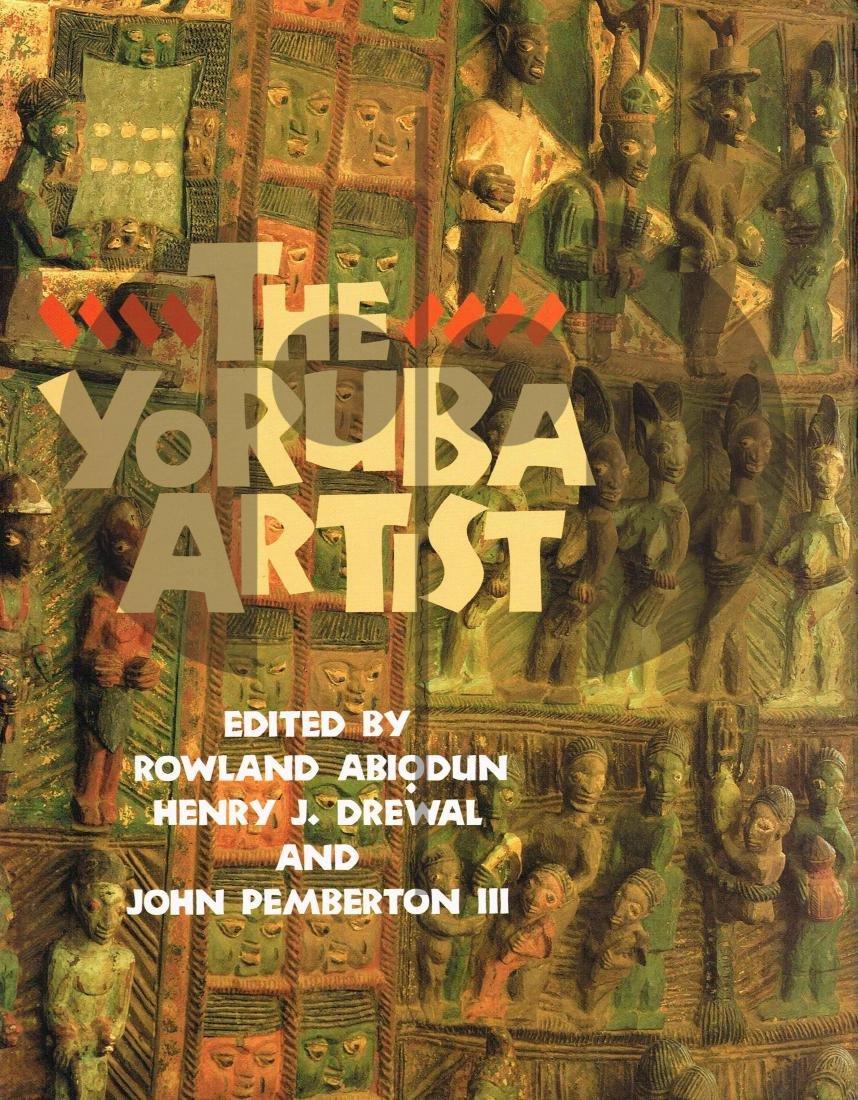 The Yoruba Artist