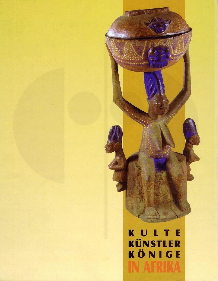 Kulte, Künstler, Könige in Afrika