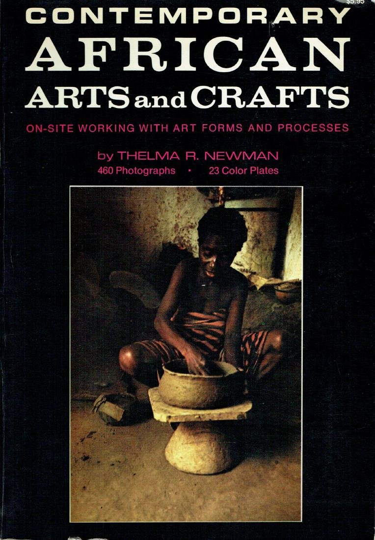 Contemporary African Arts and Crafts