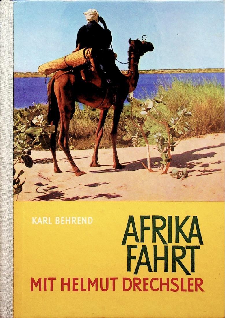 Afrika Fahrt mit Helmut Drechsler