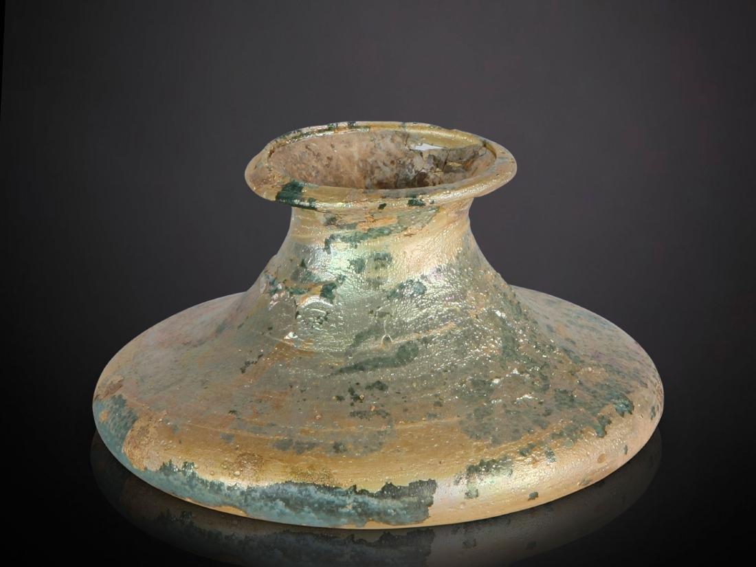 Fläschchen / Ancient Greek and Roman Glass - 2