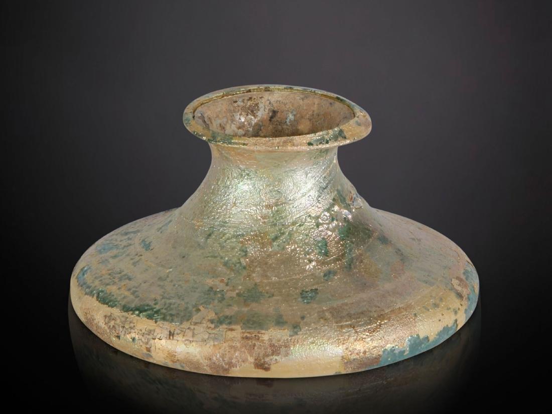 Fläschchen / Ancient Greek and Roman Glass - 4