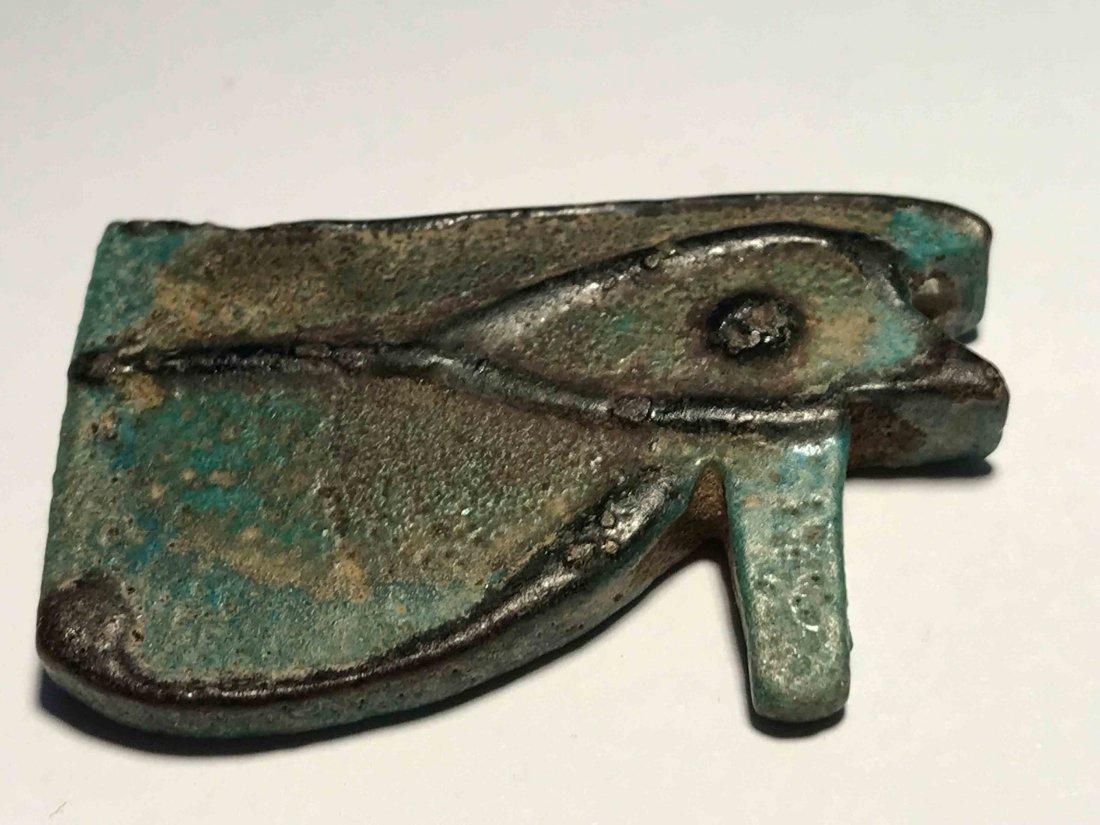 3 Horusaugen-Amulette / not ancient / Kunstgewerbe - 6