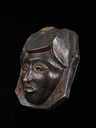 A Lobi (?) Mask (African Art)