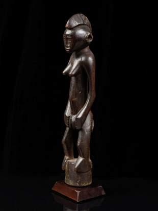 A Senufo Figure, possibly made by Kibo