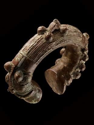 A Senufo Bracelet (Tribal Art)