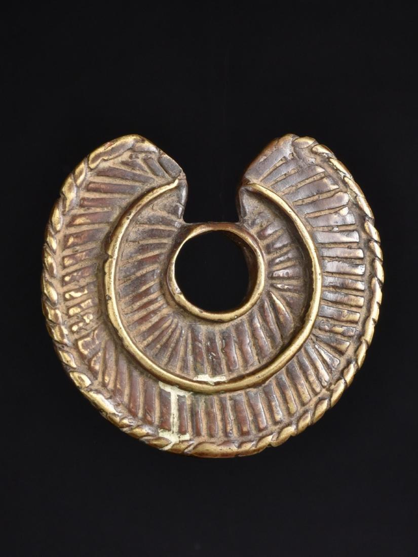 A Gan Earring (African Art / Tribal Art)