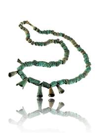 A Djenne Bronze Necklace