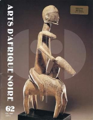 Arts dAfrique Noire 62 Et 1987