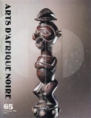Arts dAfrique Noire 65 Printemps 1988