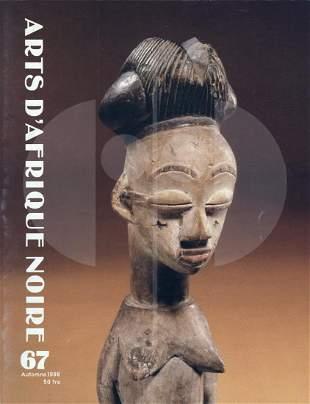 Arts dAfrique Noire 67 Automne 1988