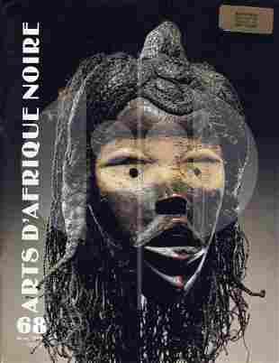 Arts dAfrique Noire 68 Hiver 1988