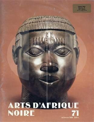 Arts dAfrique Noire 71 Automne 1989