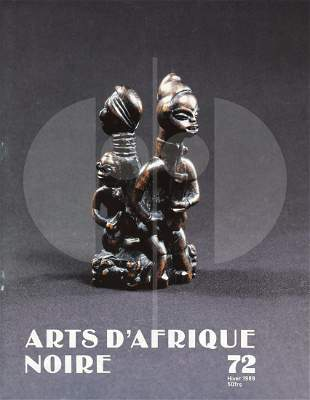 Arts dAfrique Noire 72 Hiver 1989