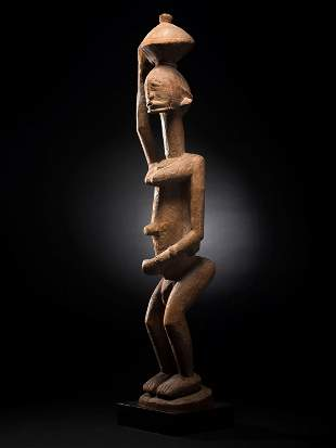 A Dogon Meternity Figure