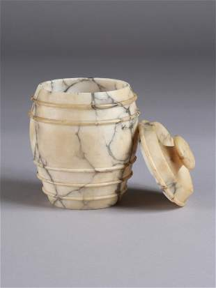 A Lidded Container