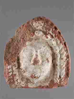 A Greek Antefix