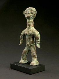 A Tiv Bronze Maternity