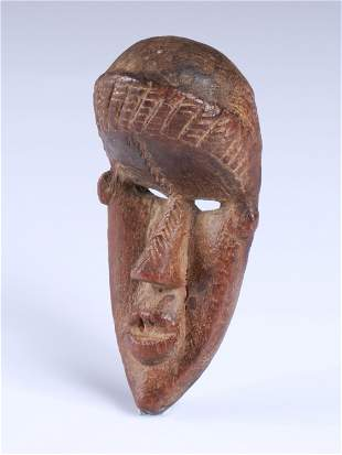A Bassa Miniature Mask