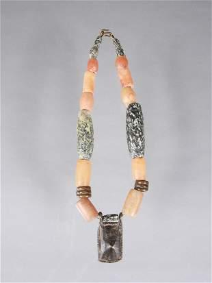A Dogon Necklace