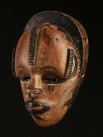 An Ibibio / Ogoni Mask