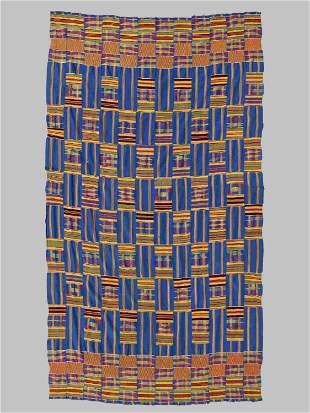 """An Asante Cloth, """"kente"""""""