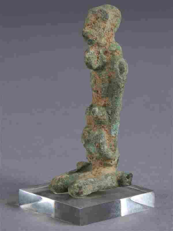 A Djenne Miniature Figure