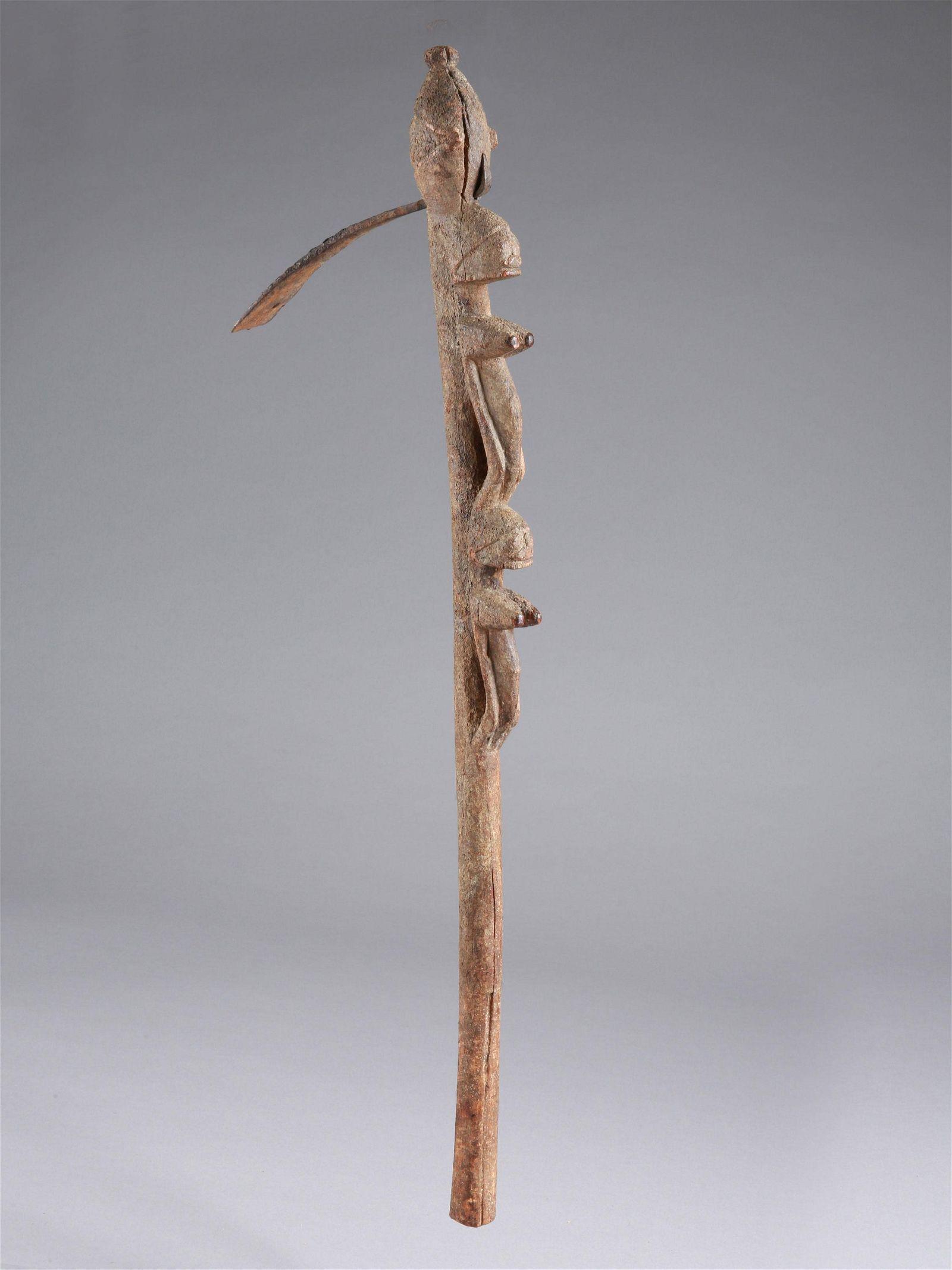 A Dogon Staff