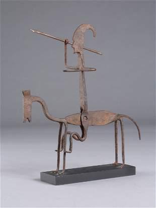 A Bamana Equestrian