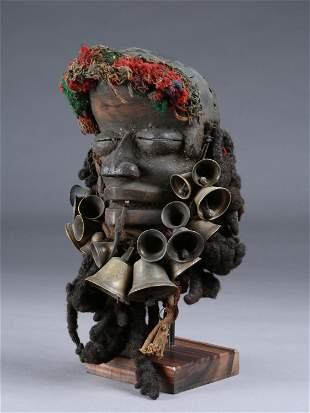 """A Wè-Guéré Mask, """"nineagla"""""""