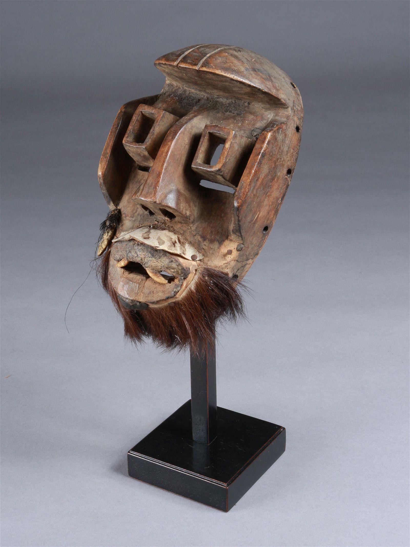 A Wè-Guéré Mask