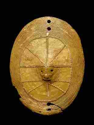 An Akan Jewelry Piece
