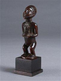 "A Bembe Figure,""nkisi"""