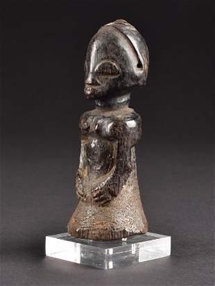 """A Luba Miniature Figure, """"kakudji"""""""