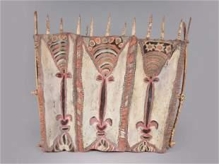 A Washkuk Skull Rack Panel