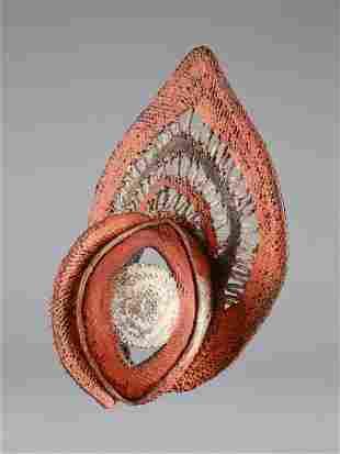An Abelam Yam Mask