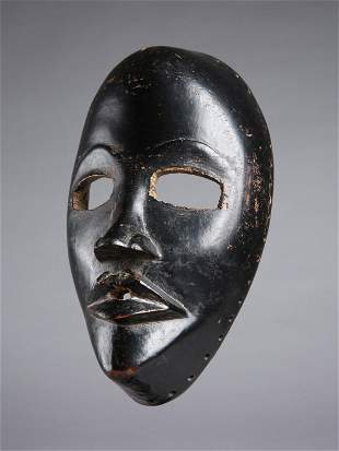 "A Dan Mask, ""tankagle"""