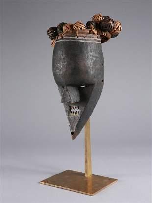 """A Salampasu Mask, """"kasangu"""""""