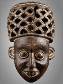 A Bekom Mask