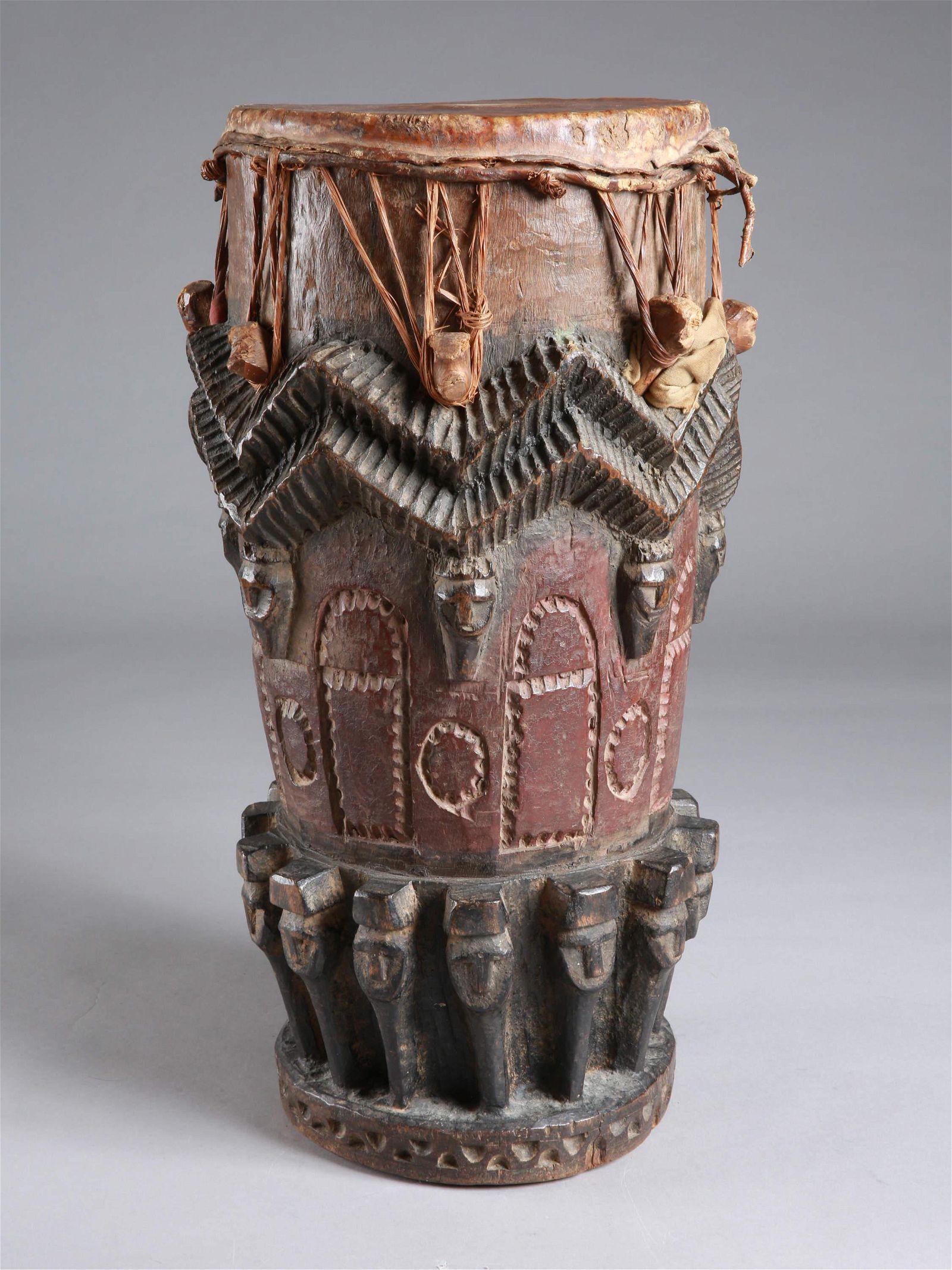 An Akye Drum
